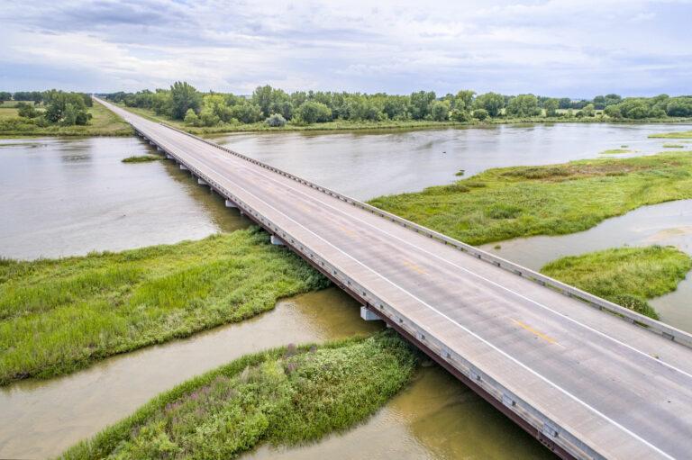 Nebraska Roadways - Bridge